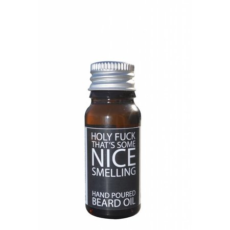 SLC Brand Baardolie Smooth Peppermint 10 ml.