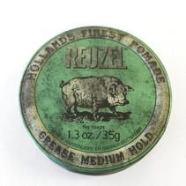 GREASE MEDIUM HOLD - Green PIGLET 35 gr.