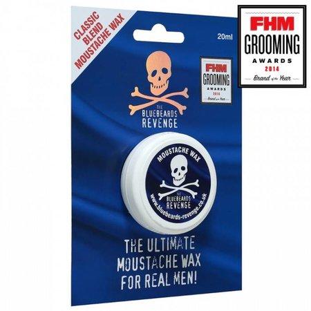 Bluebeards Revenge Moustache Wax