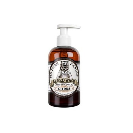 Mr. Bear Beard Wash Citrus