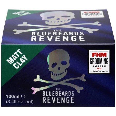Bluebeards Revenge Matt Clay (100ml)