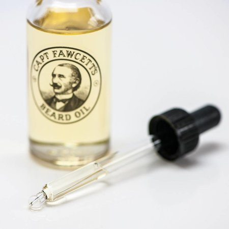 Captain Fawcett Beard Oil