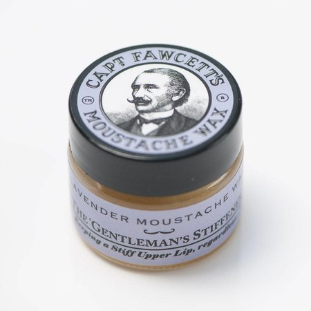 Captain Fawcett Sandalwood Moustache Wax