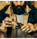 Captain Fawcett Ricki Hall's Booze & Baccy Beard Oil 10ml.