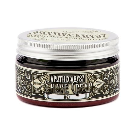 Apothecary87 1893 shave cream