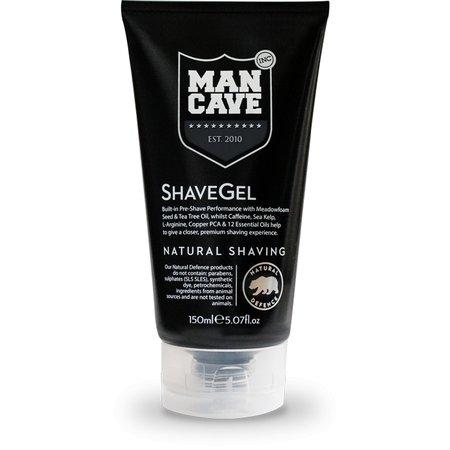 Mancave Shave Gel
