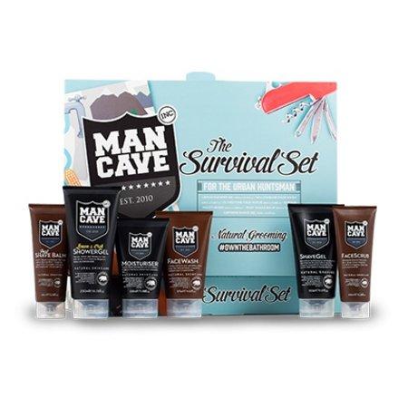 Mancave THE SURVIVAL SET