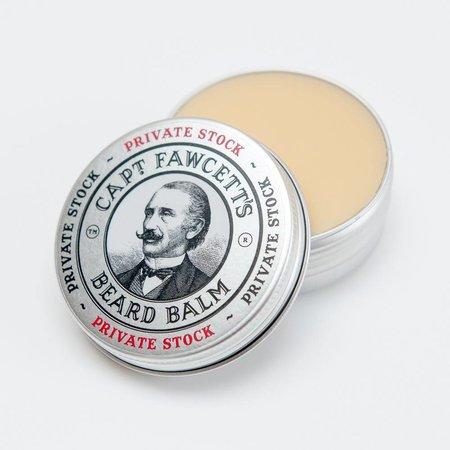 Captain Fawcett Ricki Hall's Booze & Baccy Beard Oil - Copy - Copy