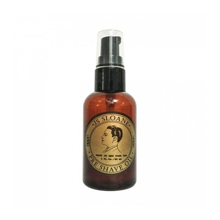 JS Sloane Pre shave oil