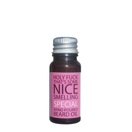SLC Brand Beard Oil Bubblegum 10ml.
