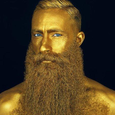 Captain Fawcett Beard Oil Million Dollar - Copy
