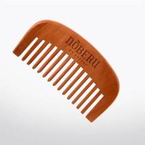 Noberu Beard Comb or Pearwood