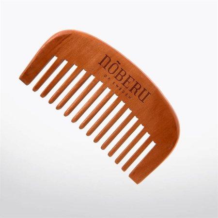 Noberu Noberu Beard Comb or Pearwood