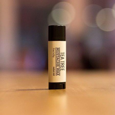 Beardbrand Tea Tree Mustache Wax
