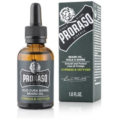 Proraso Proraso Baardolie Cypress & Vetyver 30 ml.