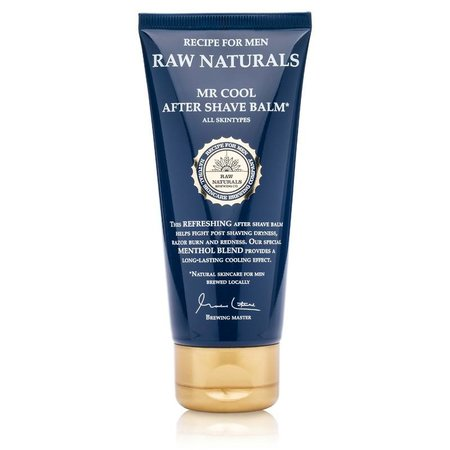Recipe for Men RAW Naturals Mr Cool After Shave Balm
