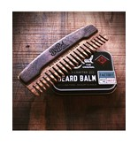Big Red Beard Combs Baardbalsem Dillinger