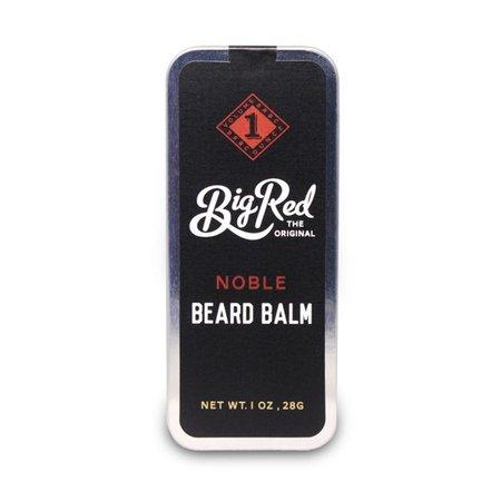 Big Red Beard Combs Baardbalsem Small Noble