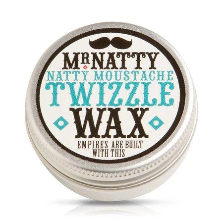 Mr. Natty Moustache Twizzle Wax