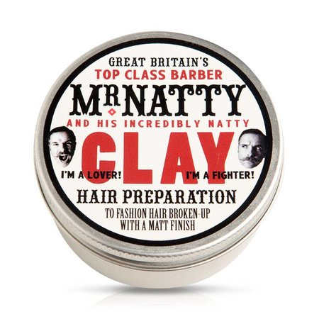 Mr. Natty Clay
