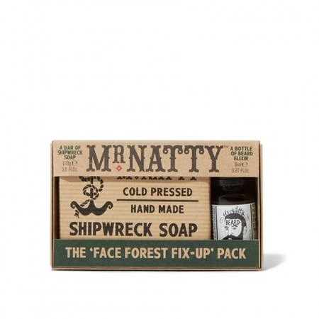 Mr. Natty Face Forest Fix Up Pack