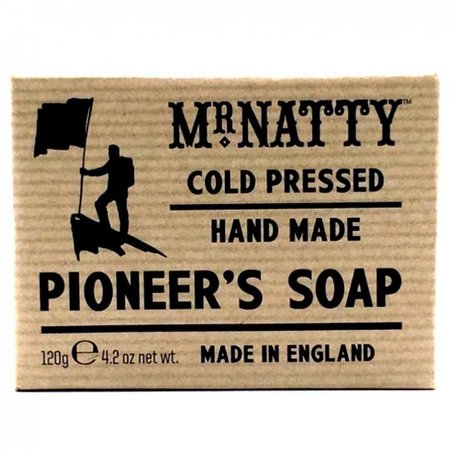 Mr. Natty Pioneer's Soap