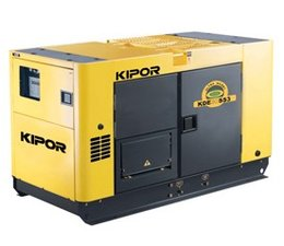 Kipor | Aggregaten | Diesel aggregaten | Kipor KDE30SS3