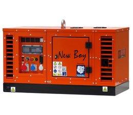 Kubota | Aggregaten | Diesel aggregaten | New Boy EPS83TDE
