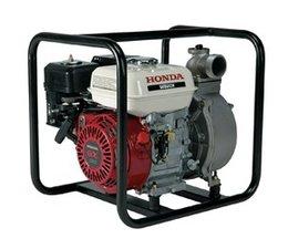 Honda | Waterpompen | Professionele schoonwaterpompen | Honda WB20