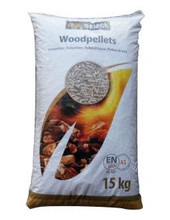 Agriselect Woodpellets Wit  Naaldhout Zak 15kg.