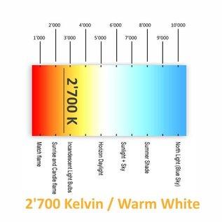 Ledisong distribution by DHSBC B35C1 - 2.8 W - Ra 80 - 310 lm - 2700 K