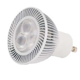 Plafonnier & 4 x LED Spot - GU10 - RA 80 - 250 lm - 6500k