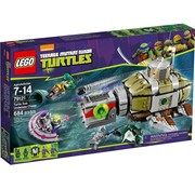 LEGO 79121 Ninja Turtles Turtle Onderzeeer Achtervolging