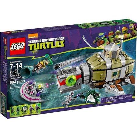 LEGO 79121 Ninja Turtles Turtle OnderzeeÌÇr Achtervolging