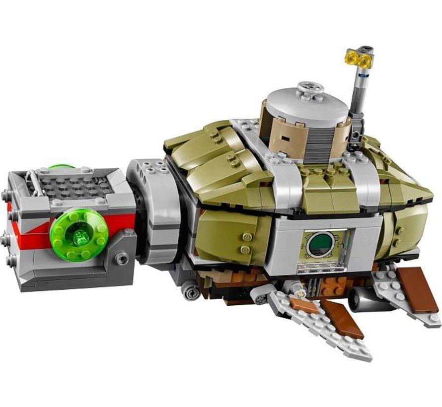79121 Ninja Turtles Turtle OnderzeeÌÇr Achtervolging