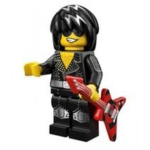 71007-12 Minifiguren serie 12 Rock Star
