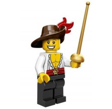 LEGO 71007-13 Minifiguren serie 12 Swashbuckler