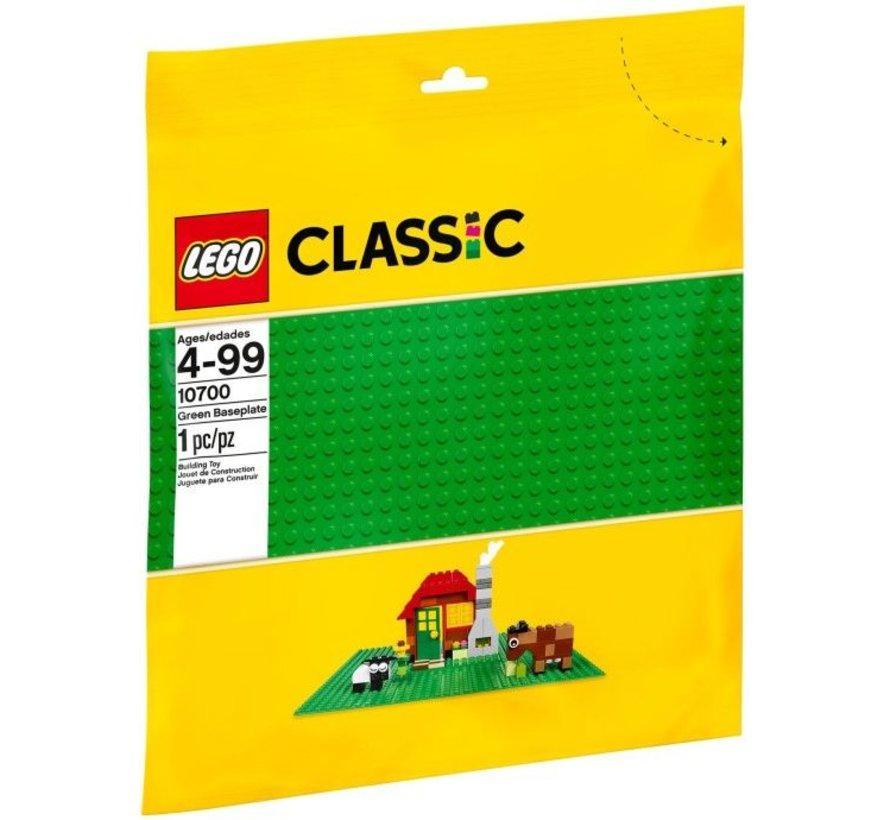 10700 Classic Groene Basisplaat