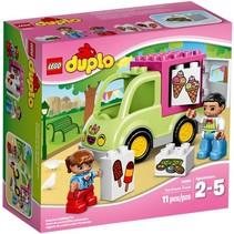 10586 Duplo ijswagen