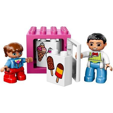 LEGO 10586 Duplo ijswagen