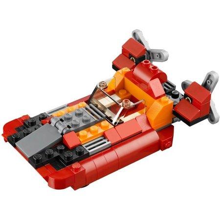 LEGO 31003 Creator Rode Rotors