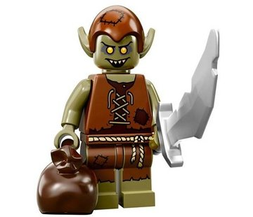 LEGO 71008-5 Minifiguren serie 13 Goblin