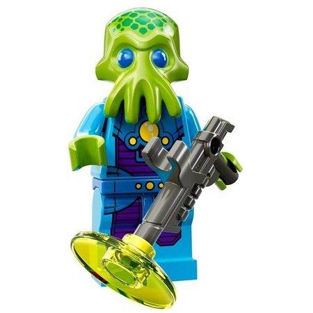 LEGO 71008-7 Minifiguren serie 13 Alien Trooper