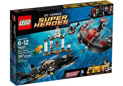 76027 Super Heroes Black Manta Diepzee Aanval