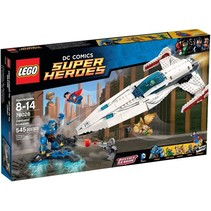 76028 Super Heroes Darkside Invasie