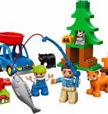 LEGO 10583 Duplo Bos Vistochtje