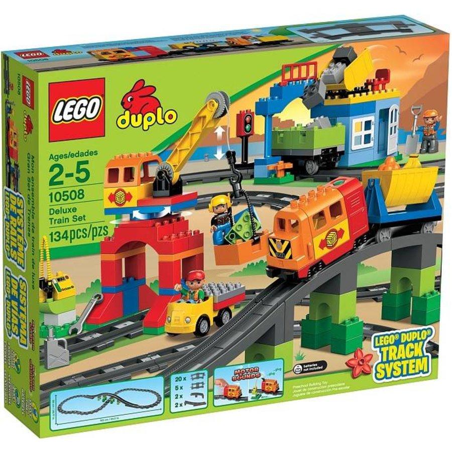 10508 Duplo Luxe Treinset
