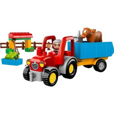 LEGO 10524 Duplo Landbouwtractor