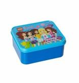 LEGO Friends Lunch Box blauw
