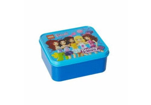 Friends Lunch Box blauw
